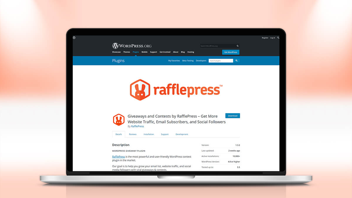 RafflePress- Best Woocommerce Plugins In 2020