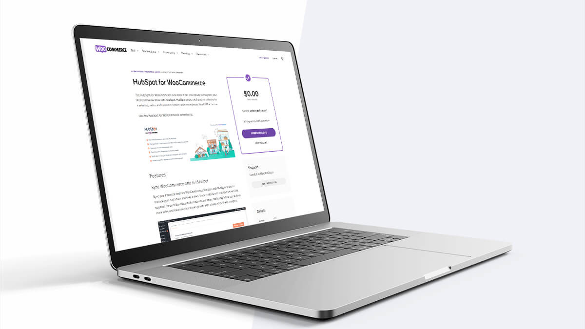 Hubspot for Woocommerce- Best Woocommerce Plugins In 2020