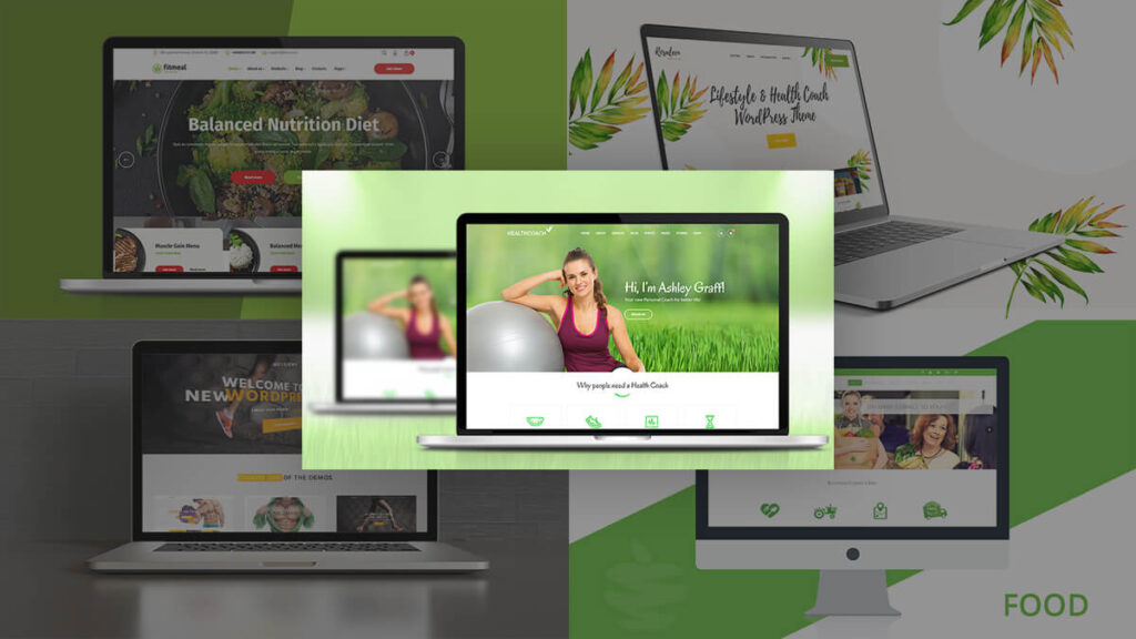 Best WordPress Theme for Health and Nutrition