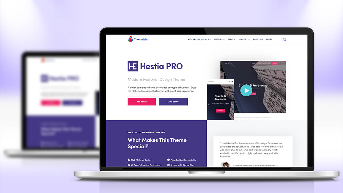 Hestia Pro- How Can I Find A WordPress Theme For My Education Website?
