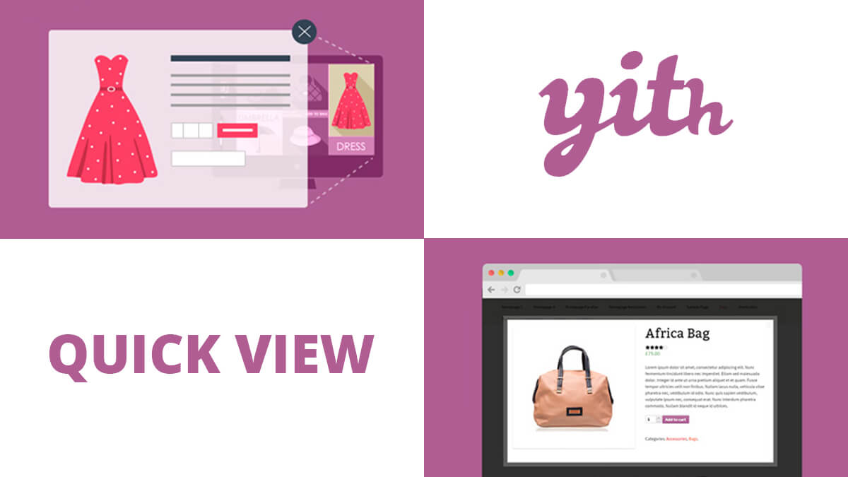 YITH WooCommerce Quick View- Best Features Of Woocommerce