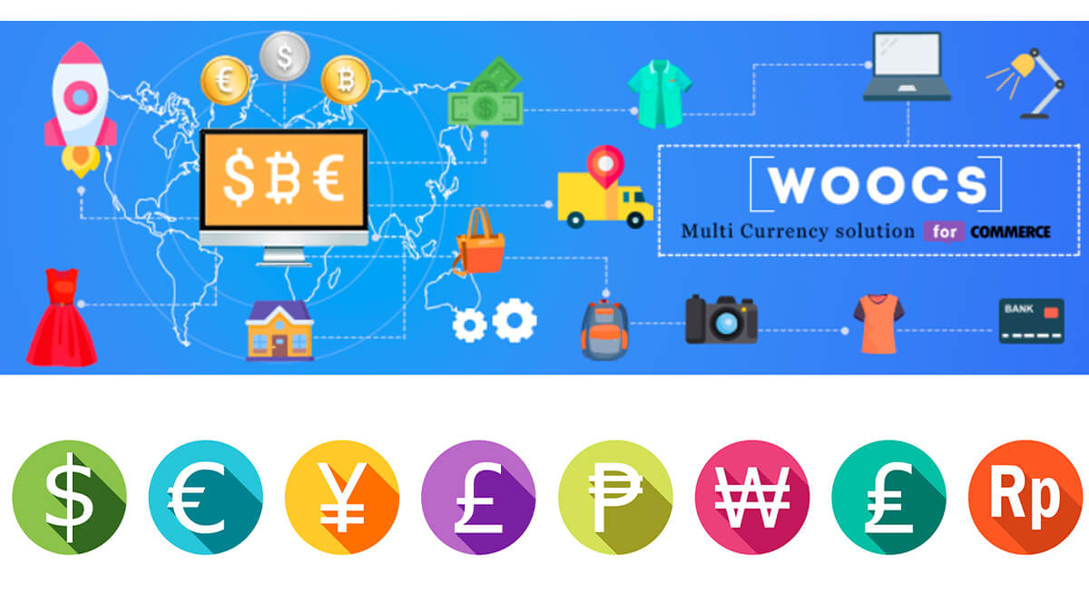 WooCommerce Currency Switcher- Best Features Of Woocommerce