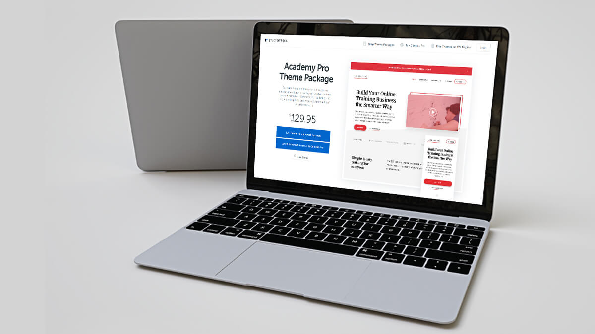 Academy Pro- How Can I Find A WordPress Theme For My Education Website?