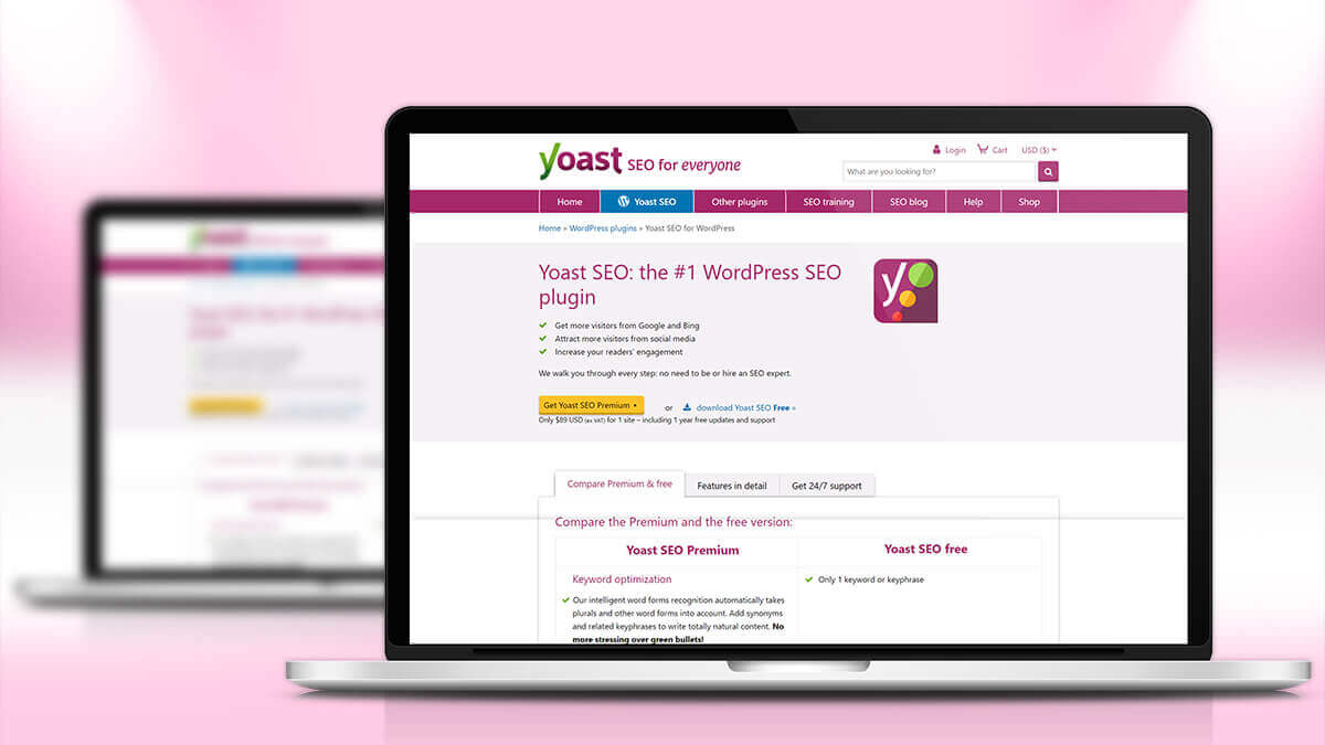 Yoast SEO- Free And Essential Plugins For WordPress