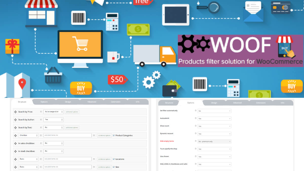WooCommerce Products Filter- Best Features Of Woocommerce