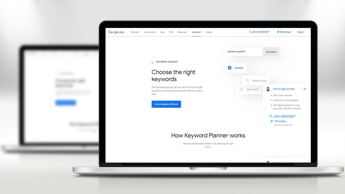 Keyword Planner from Google- Best SEO Tools For Keyword Research & SEO Audit In 2020