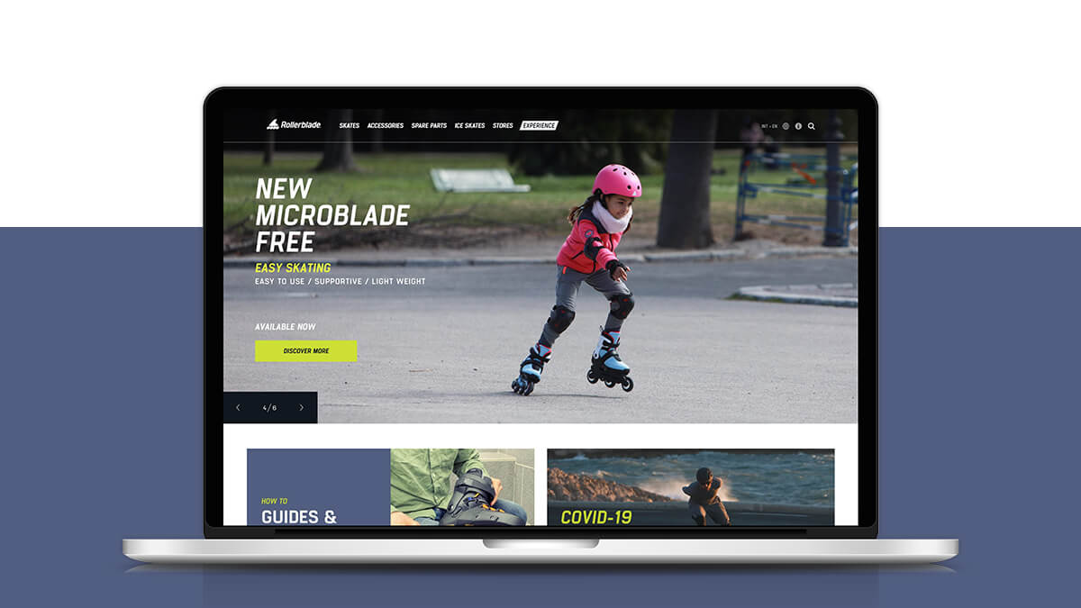 Roller Blade- Best Productivity Tools For Web Developers