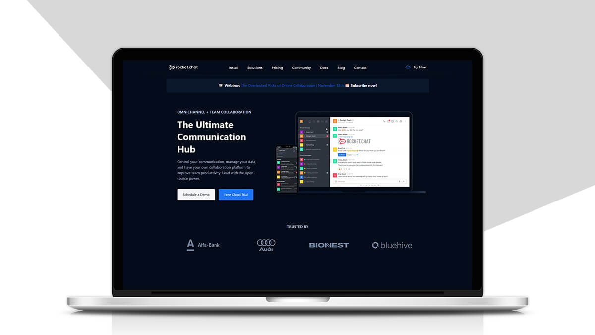 Chat with Rocket- Best Productivity Tools For Web Developers