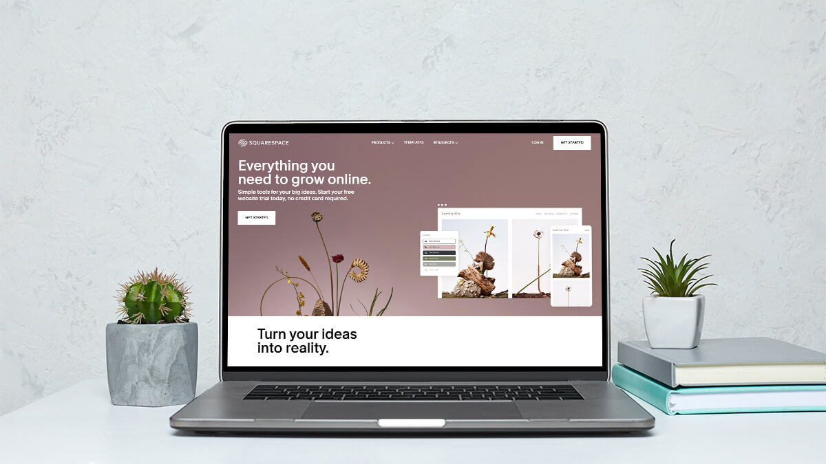 Squarespace- 15 Free Websites Builder Software For Everyone