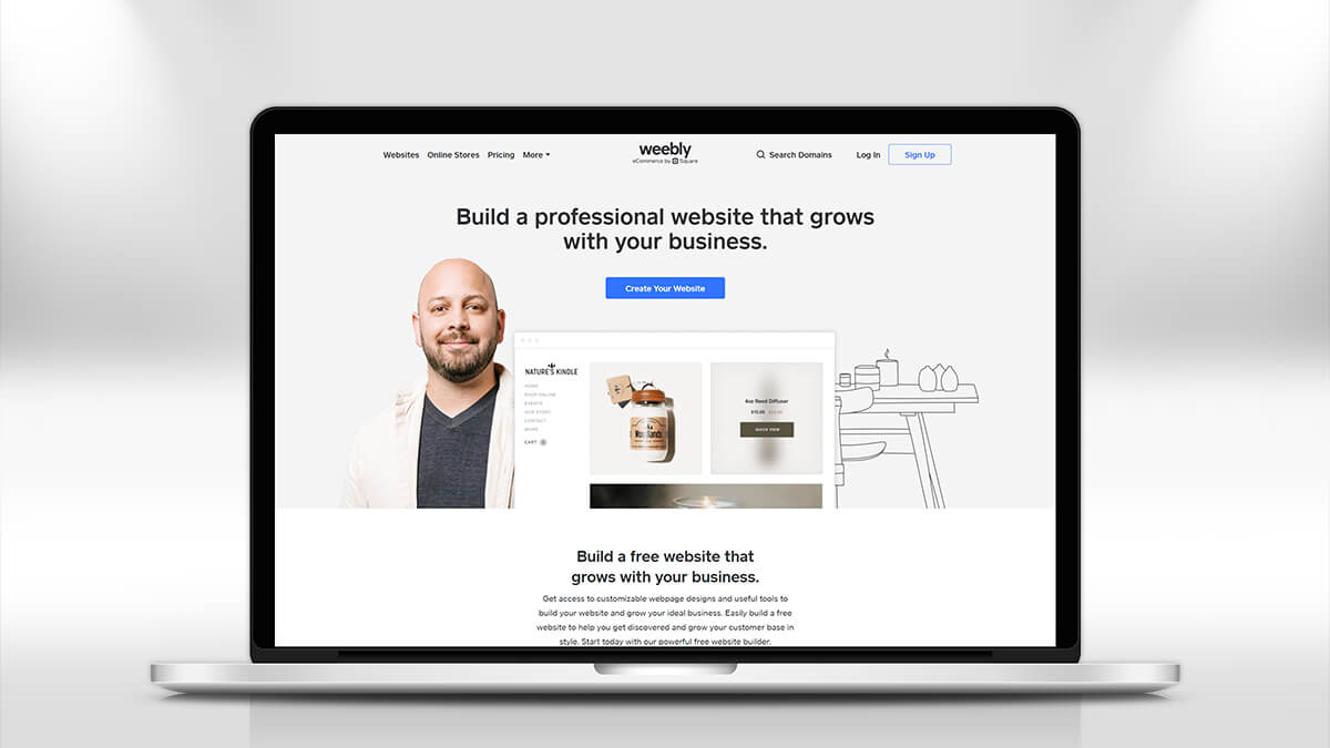 Weebly- 15 Free Websites Builder Software For Everyone