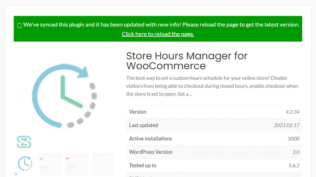 Store Hours Manager- 14 Best WordPress Food Ordering Plugins To Try Out In 2021