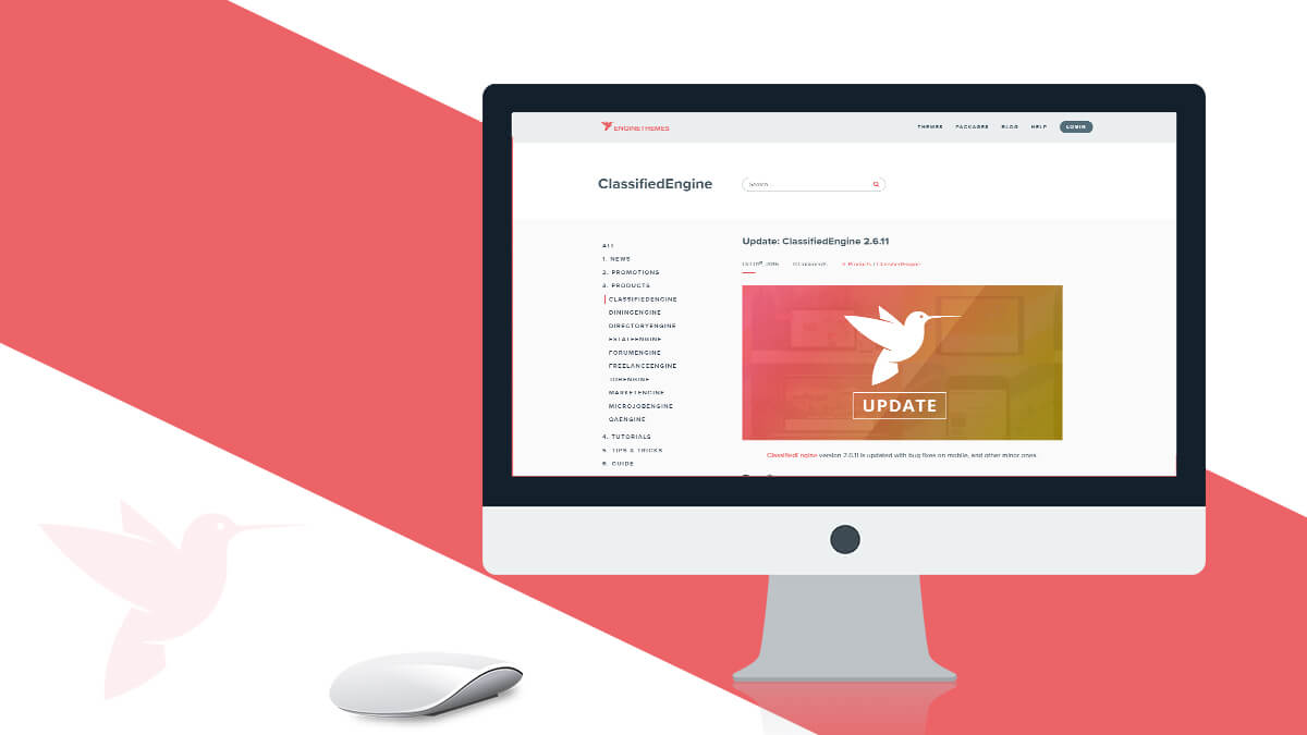 ClassifiedEngine by EngineThemes- 11 Best WordPress Classifieds Themes For 2021
