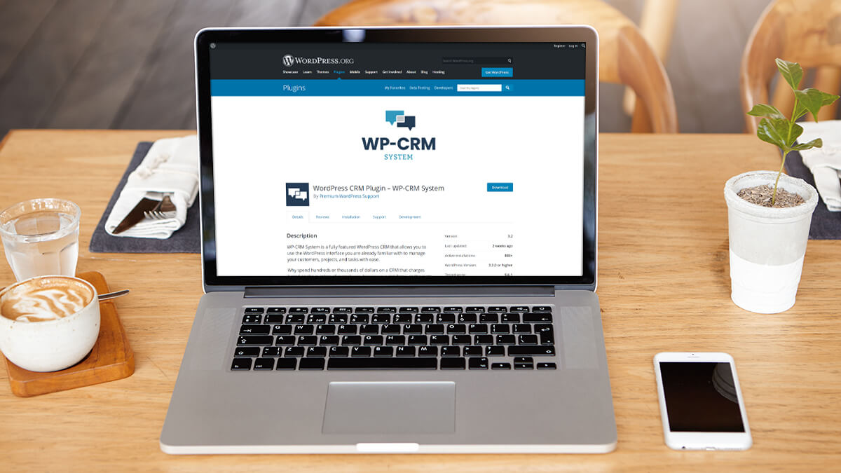 WordPress CRM Plugin- 10 Best WordPress CRM Plugins for 2021