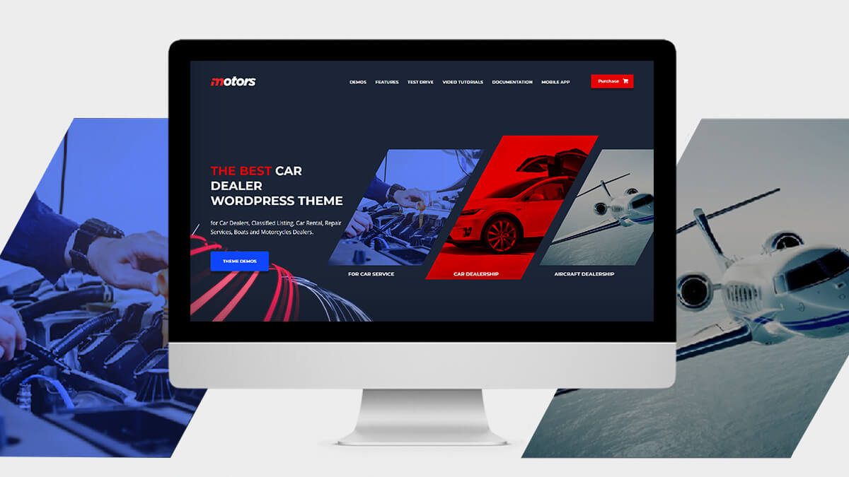 Motors by Stylemix Themes- 11 Best WordPress Classifieds Themes For 2021