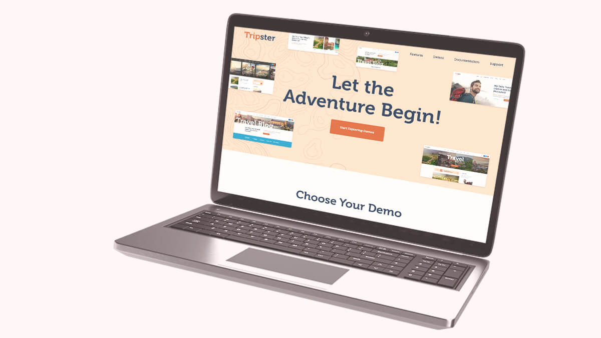 Tripster- WordPress Theme For Travel Blogs In 2021
