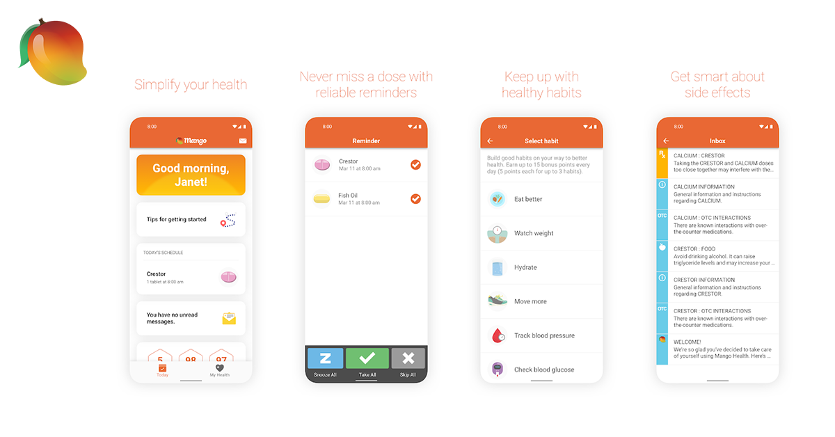 mango-health- 13 Types Of Pharmacy Apps Which Helpful For Everyone