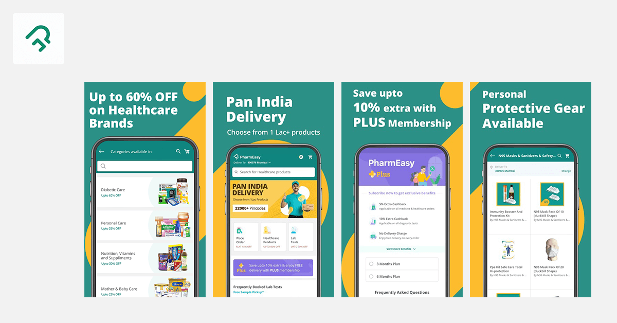 13 Types Of Pharmacy Apps Which Helpful For Everyone