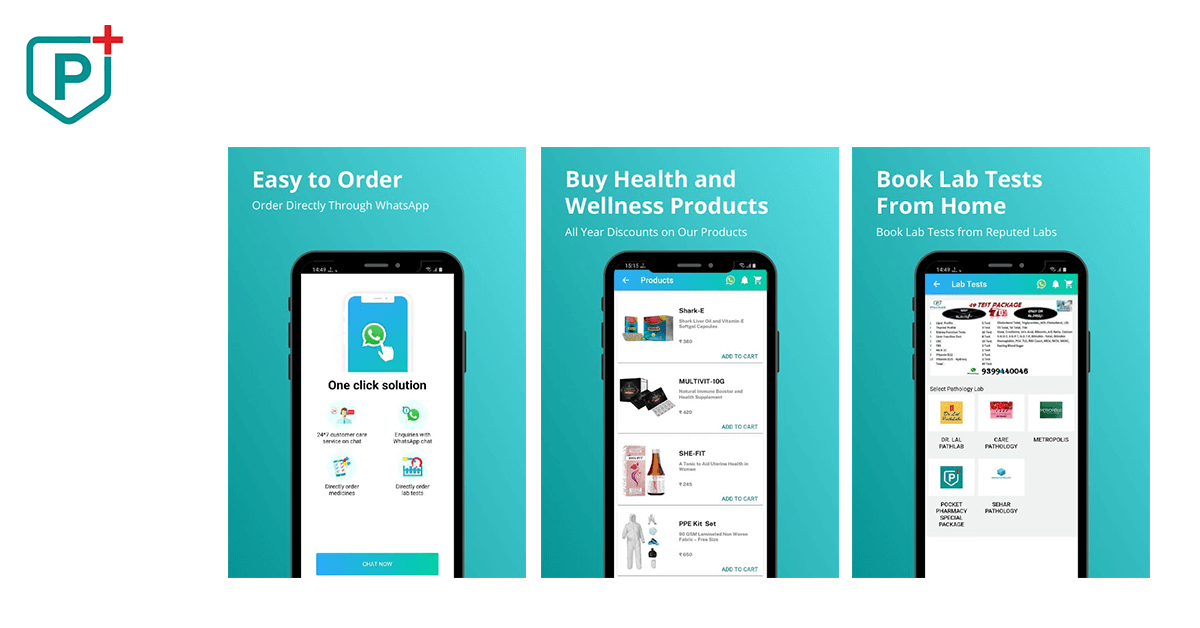 Pocket Health- 13 Types Of Pharmacy Apps Which Helpful For Everyone