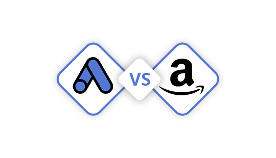 Google-ads-vs-amazon-ads