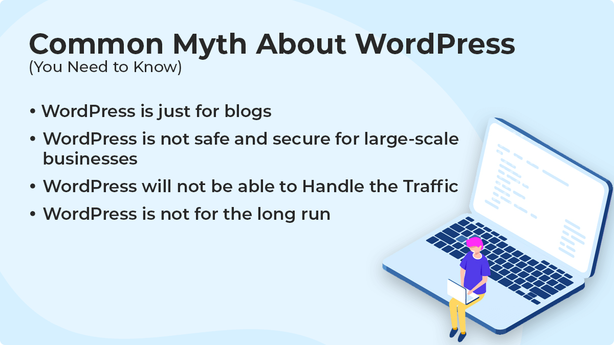 Common Myths About WordPress