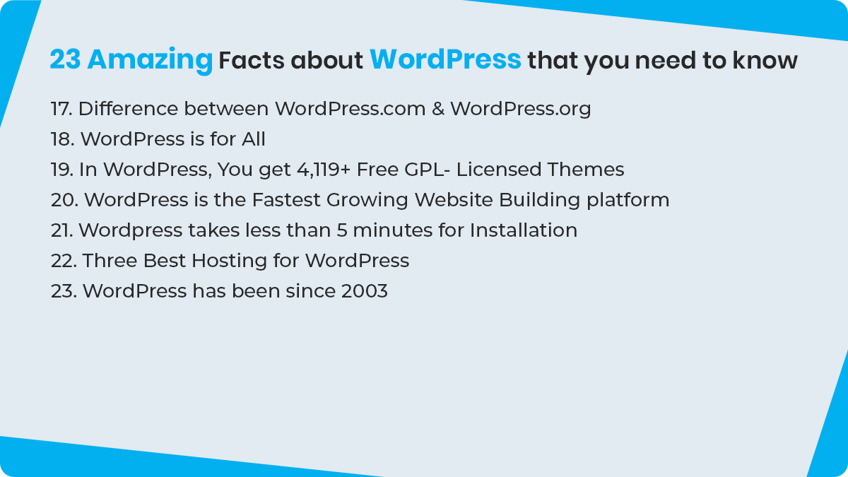 23 Facts And Statistics About How Big is WordPress Market