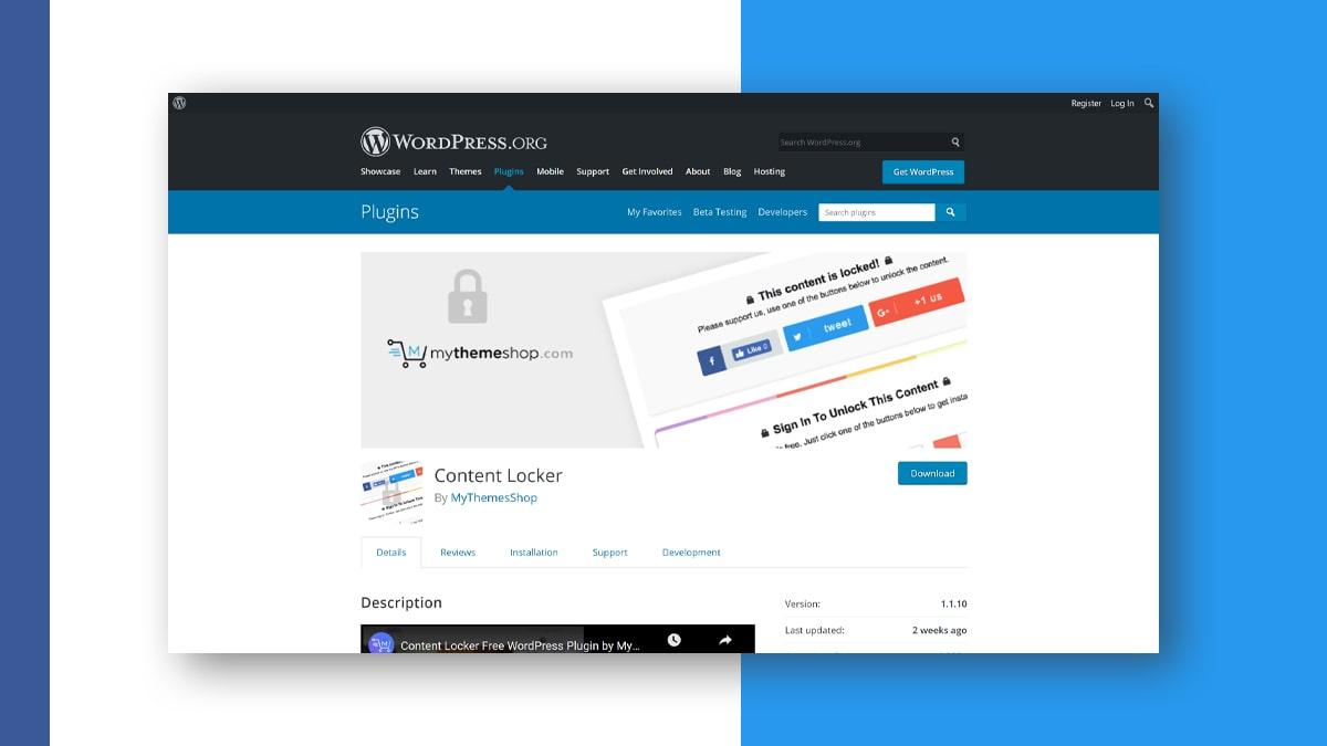 Donation Content Locker- 10 WordPress Donation Plugins For Charity, Relief, And Support