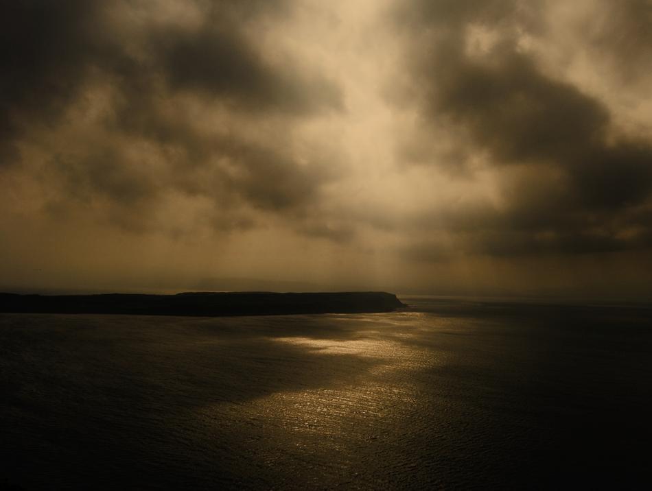 Rathlin Island south peninsula - Landscape photograph of Rathlin Island, Northern Ireland, UK. Image 4337 photo icon.