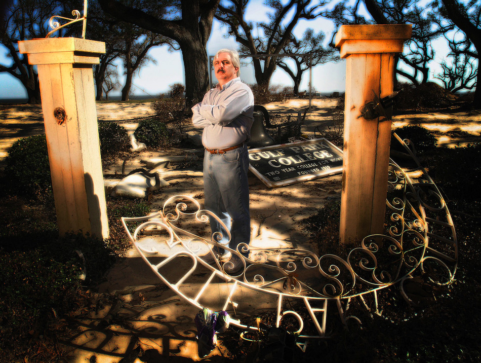 Editorial photography project – Hurricane Katrina