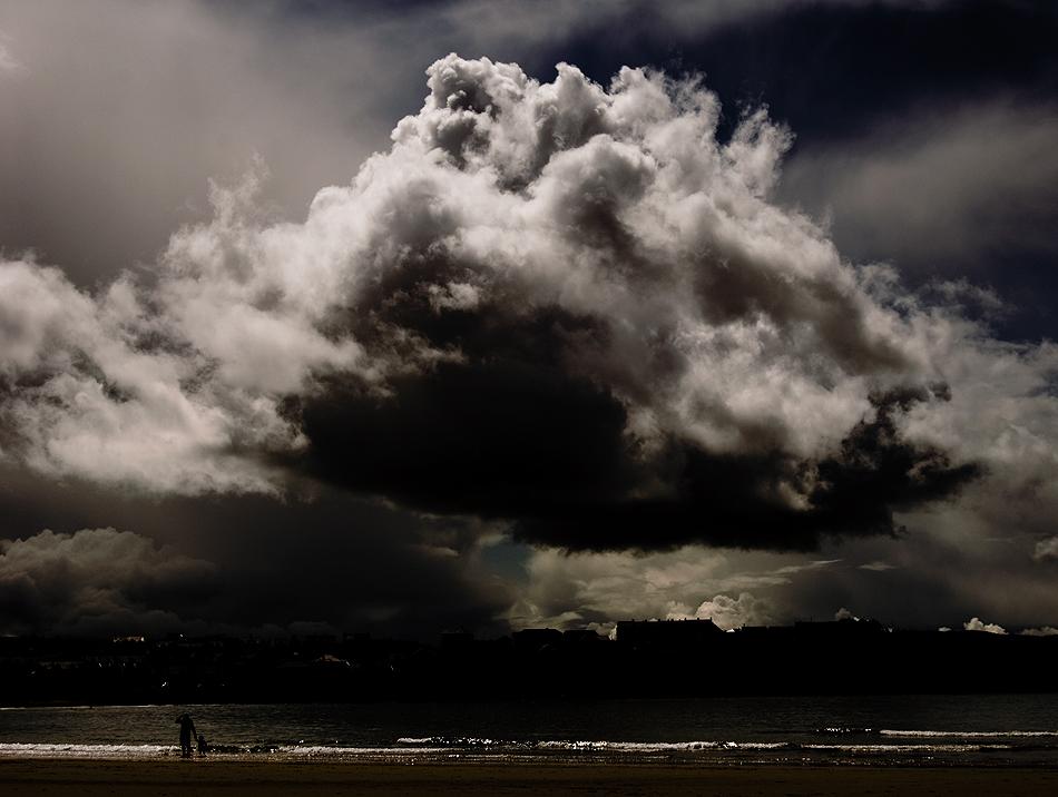 Portrush Strand, Northern Ireland