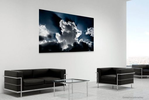 Fine art landscape photograph in a room setting - photo reference 1121.