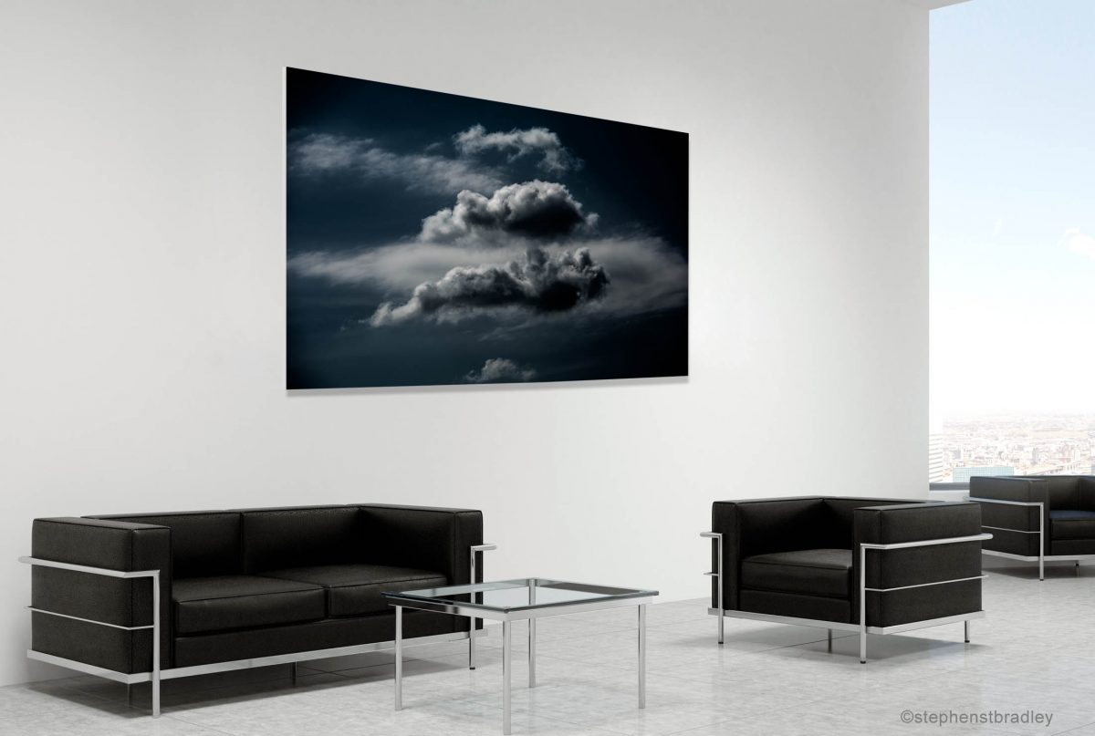 Fine art landscape photograph in a room setting - photo reference 5804.