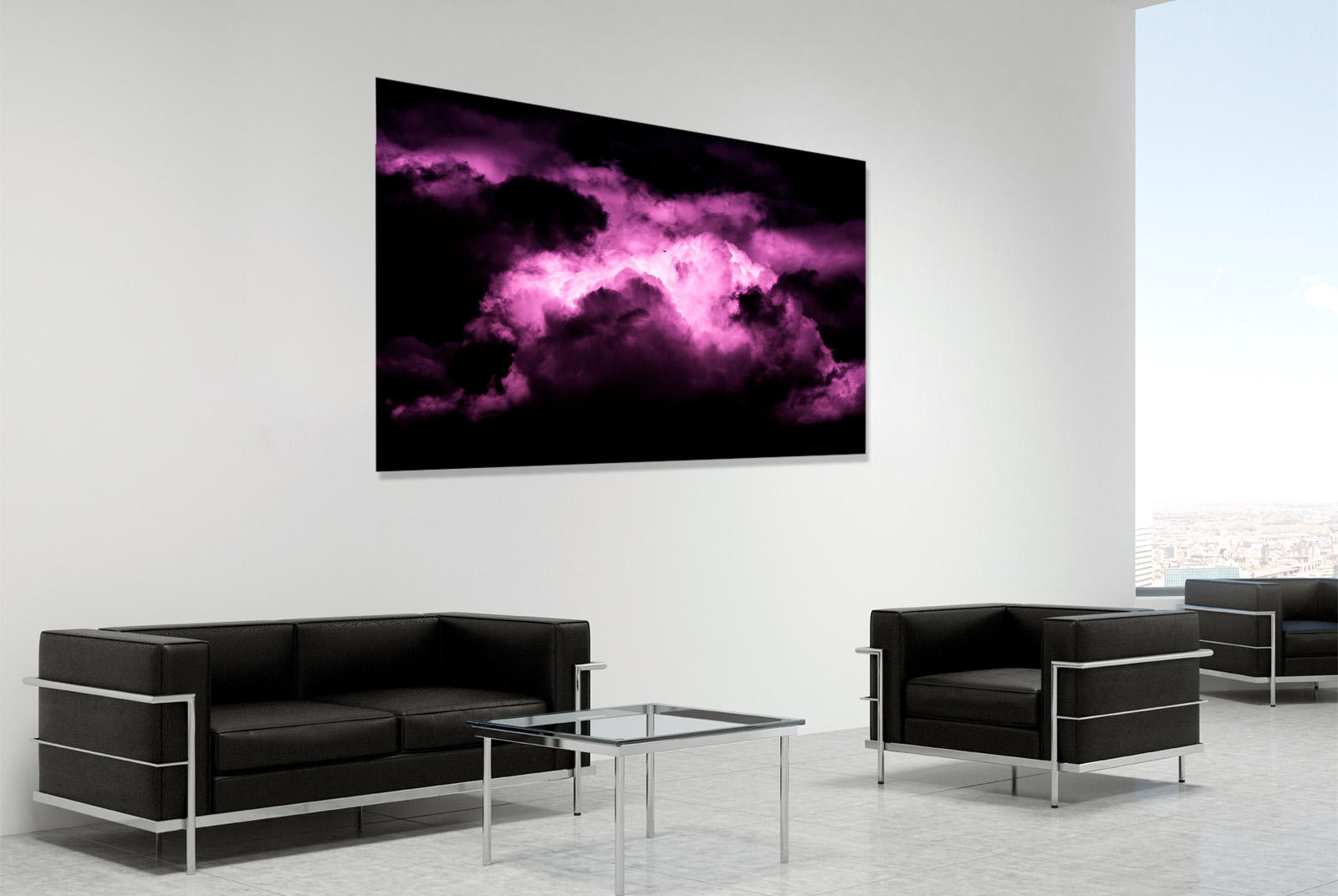 Silent. Fine art landscape photograph in a room setting - photo reference 5700.