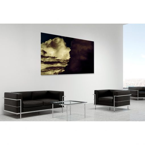 Limited edition fine art photo 8673 in room setting - by Stephen S T Bradley