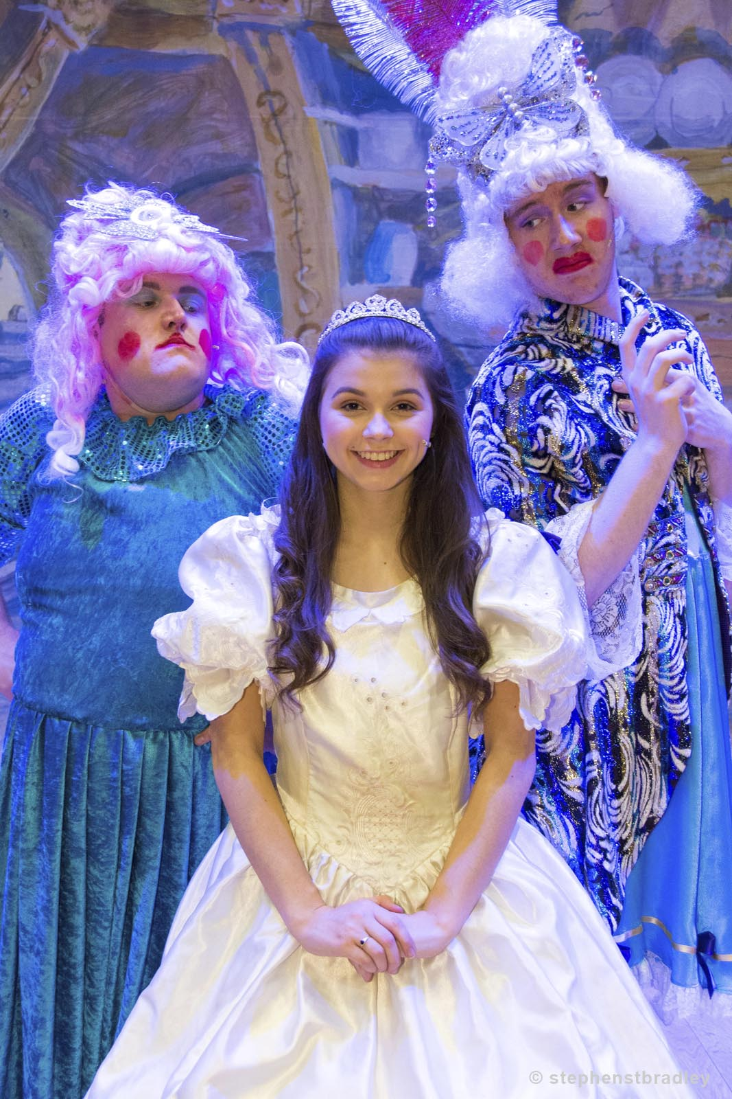 PR Photographer Dublin Ireland portfolio photo of Cinderella Pantomime for Antrim and Newtownabbey Borough Council - photo 0258 by Stephen T Bradley