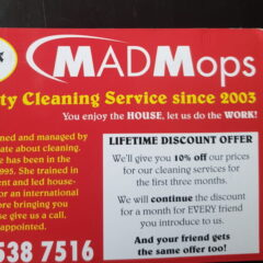 MADMOPS CLEANING SERVICES