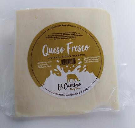 El Camino queso fresco