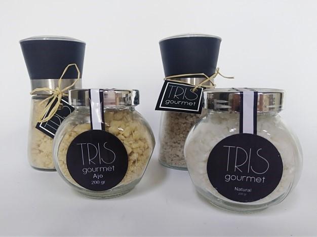 Tris Gourmet