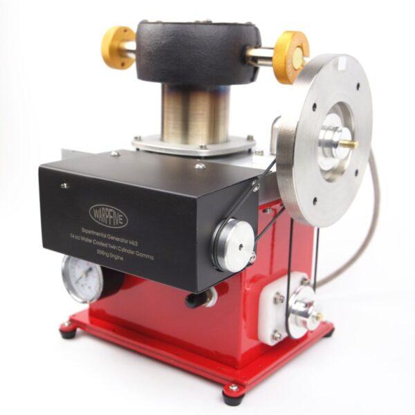 Warpfive Stirling Engine Generator