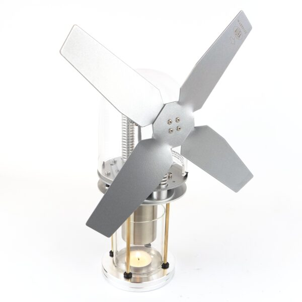 Table Fan Stirling Engine with Diffuser