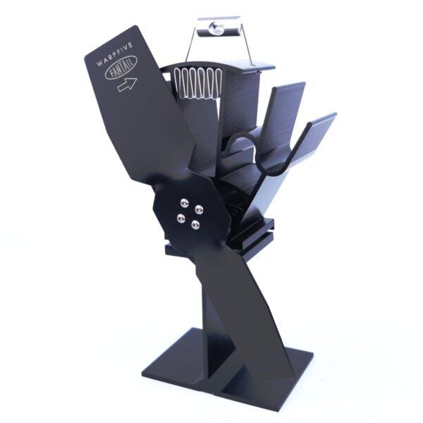 Heat powered fan Warpfive