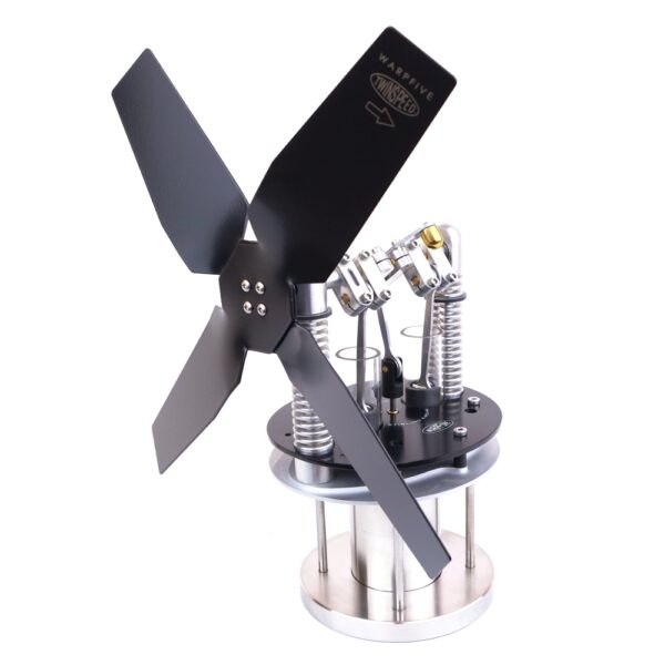 Powerful stove fan for large room