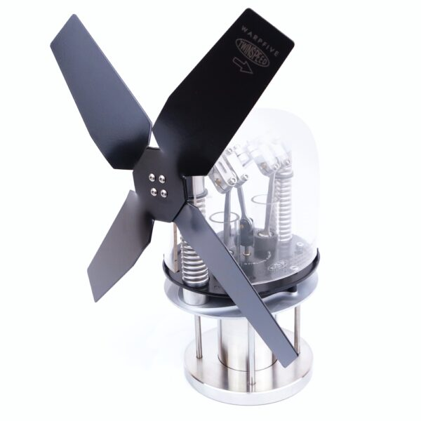 Stirling engine stove fan - Twinspeed 2