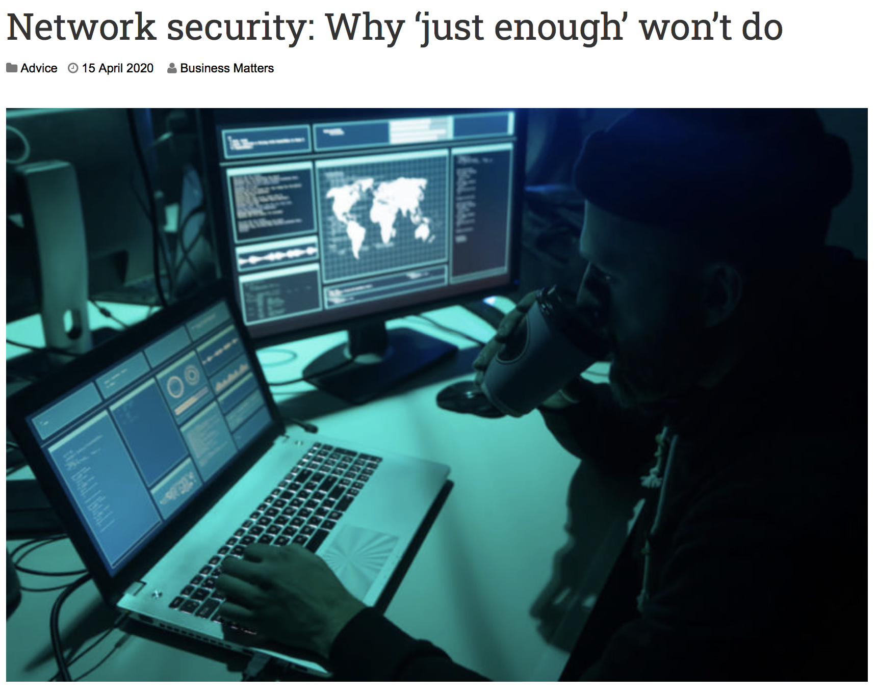 Network Security Article
