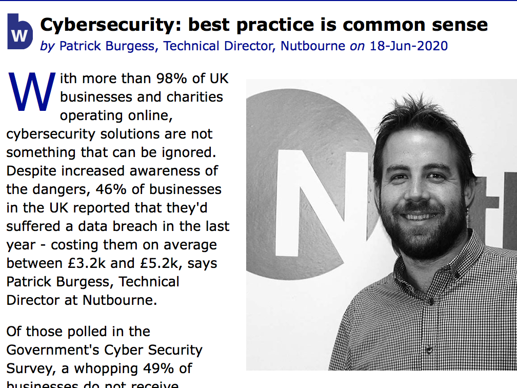 Business Works Cybersecurity