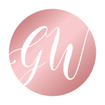 Gemma Wilson PR - Logo Mark - Full Colour Gradient