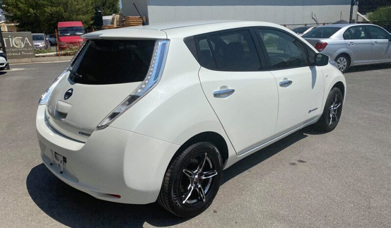 NISSAN LEAF full