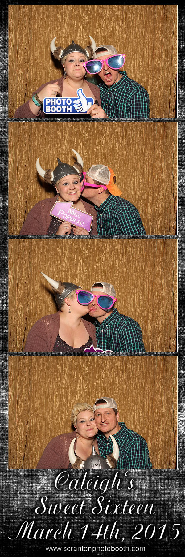 Scranton Photo Booth Rentals 570-877-2829 www.scrantonphotobooth.com #wedding #sweet16 #graduationparty #50thbithday #prom #semiformal