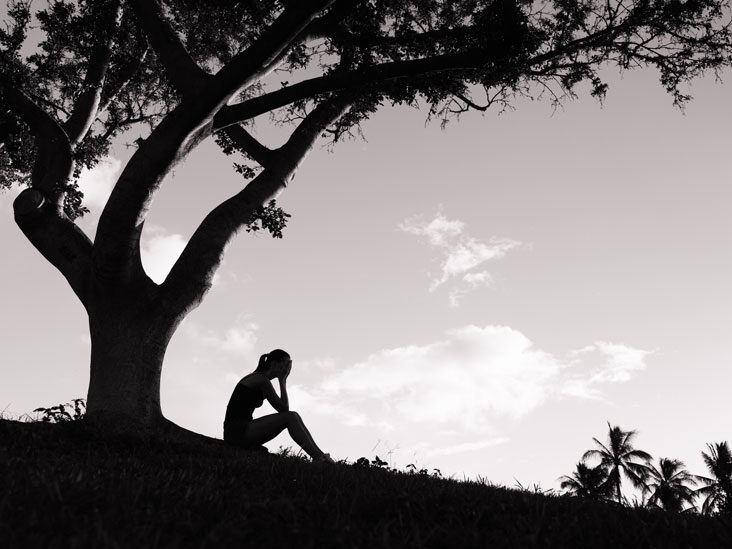 Are you feeling Suicidal. The Suicidal Thoughts and Feelings Characterize Depression, although it can happen in other conditions as well.