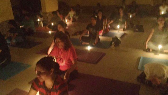 Diwali Lights Meditation Camp