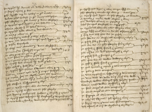 Memorandum Book of Thomas Swynton